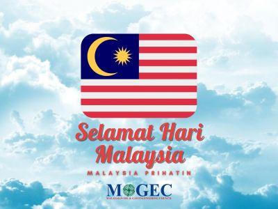 Selamat Hari Malaysia dari MOGEC