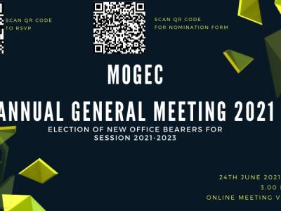 MOGEC 20th Annual General Meeting 2021